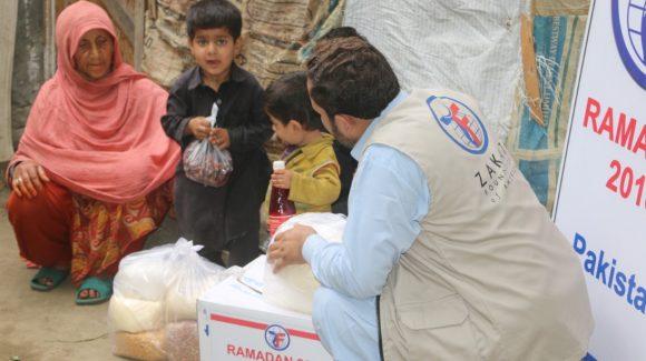 باكستان: رمضان 2018