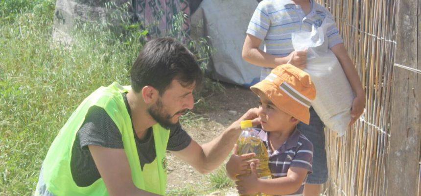 سوريا: رمضان:2018