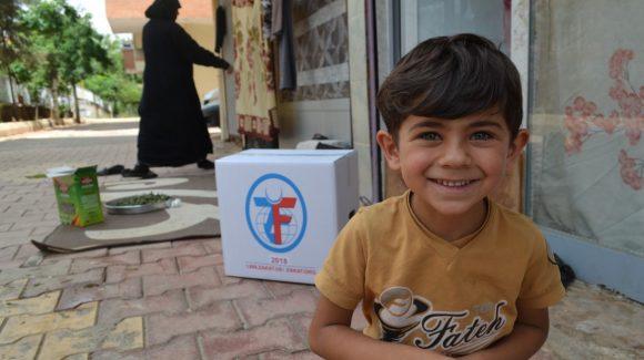 Turkey: Ramadan 2018