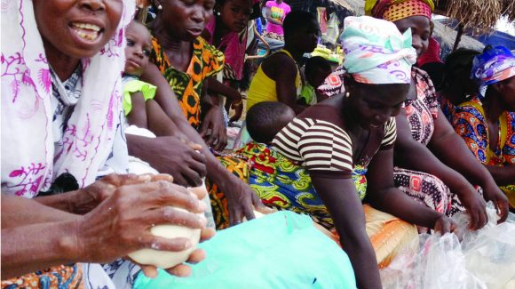 تقرير الزكاة السنوي للعام 2017 حول مساعداتها في إفريقيا وآسيا والأمريكتين