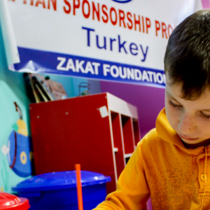 NGOsource Partners with Zakat Foundation of America: Providing Support for Syrian Refugees in Host Countries
