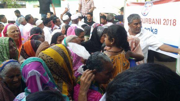 سريلانكا: الأضاحي/قرباني 2018