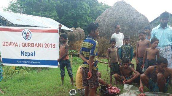 Nepal: Udhiya/Qurbani 2018