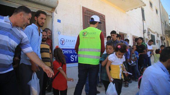 سوريا: الأضحية / قرباني 2018