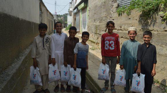 الباكستان: الأضحية / قرباني 2018