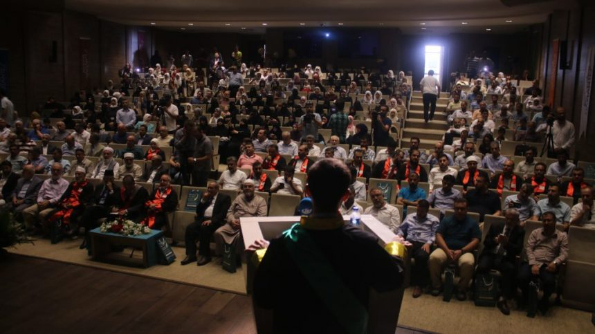 جامعة الزهراء تخرج الفوج الاول من اللاجئين السوريين