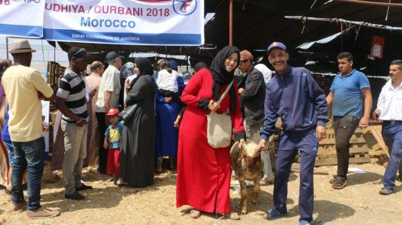 المغرب: الأضحية / قرباني 2018