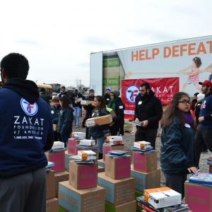 ZF and Feed the Children Unite, Serve Chicago