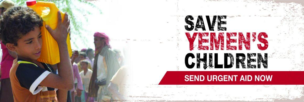 Save Yemen Children 2018 Dec
