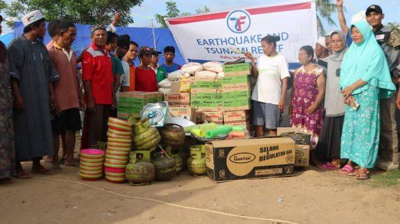 مساعدات الزكاة في  إندونيسيا