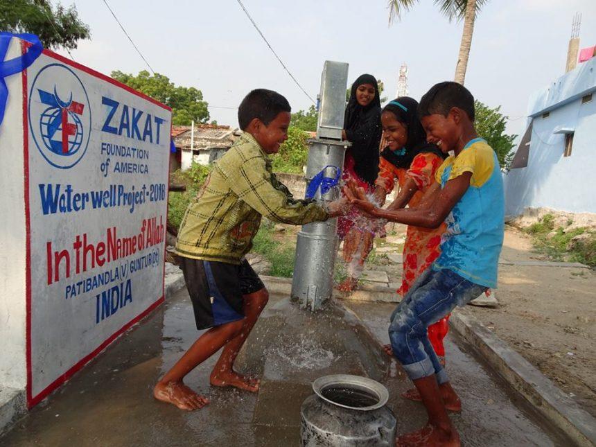 تركيب مضخات المياه في الهند