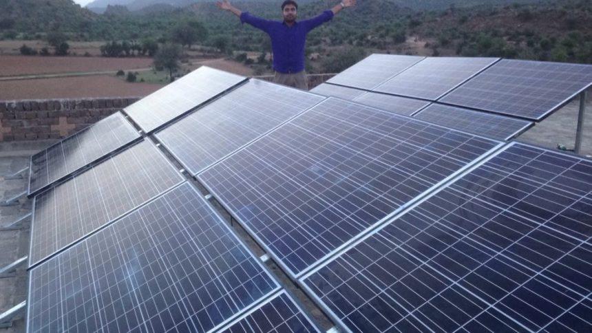 الطاقة الشمسية للمدارس