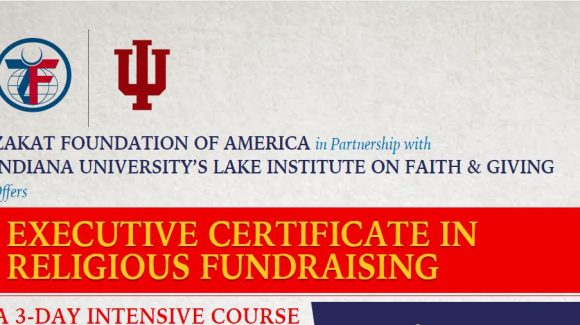 Executive Certificate in Religious Fundraising