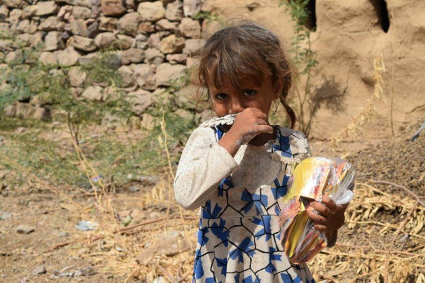 اليمن: أكبر أزمة إنسانية عالمية في الوقت الحالي