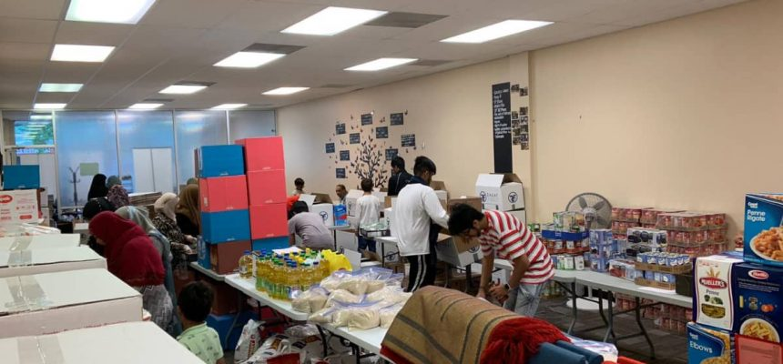 Zakat Foundation's Mother's Day Grocery Box Giveaway