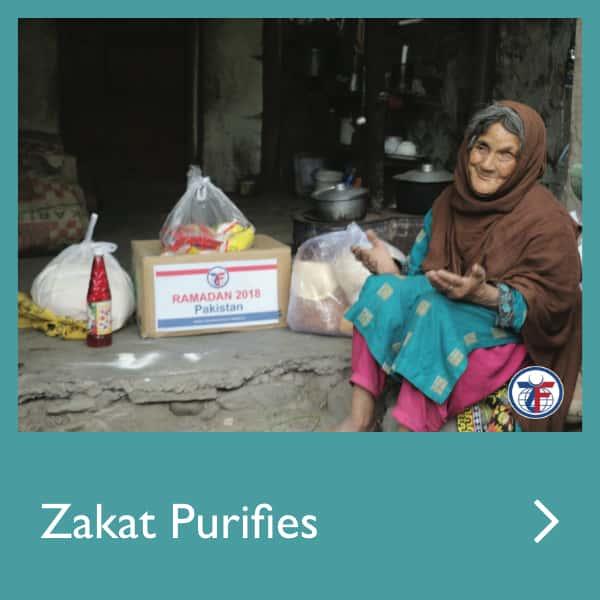 Zakat Purifies