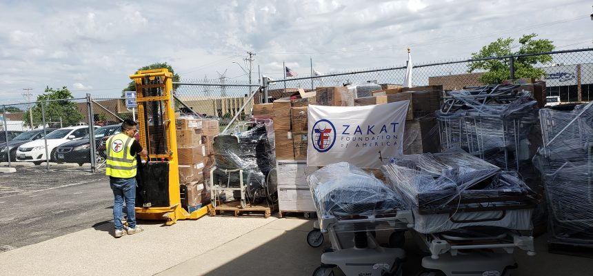 Zakat Foundation Delivers Urgent Medical Tools to Mali Women