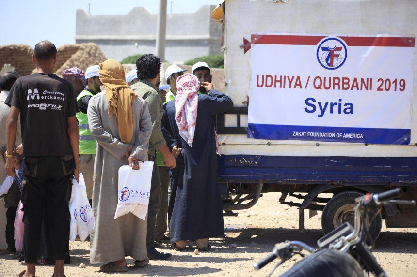 سوريا و لبنان: الأضاحي/قرباني2019