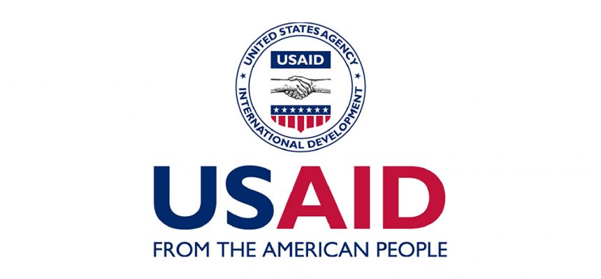 Letter of Gratitude to USAID and the Honorable Mark Green