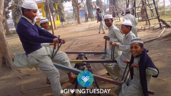 Why Giving Tuesday Is Important to Muslim Organizations