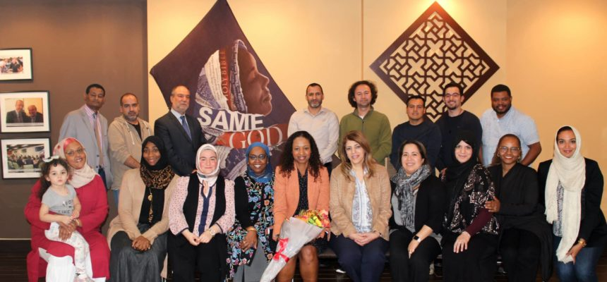 Larycia Hawkins Debuts 'Same God' Film on Her Hijab-Wearing Controversy, Visits Zakat Foundation