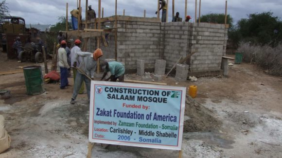 Can Zakat Be Paid for a Mosque?