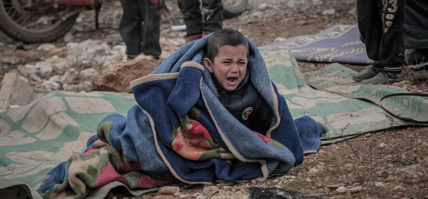 War and Humanitarian Disaster Strikes Syrians in Idlib
