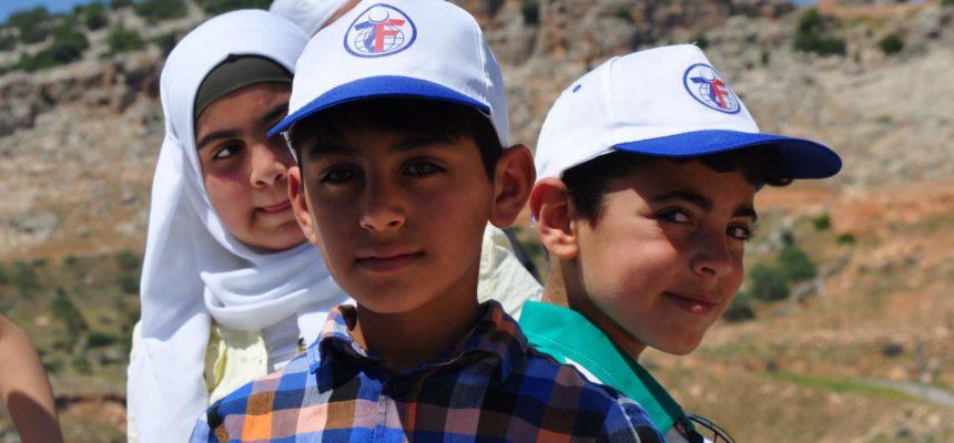 Helping Children Around the World