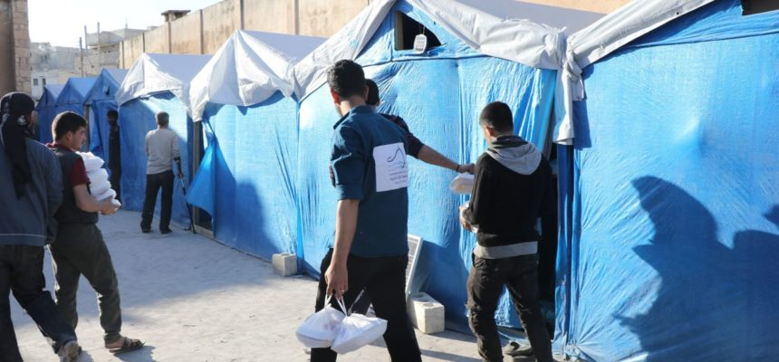 الأزمة السورية: أسوأ أزمة إنسانية في عصرنا