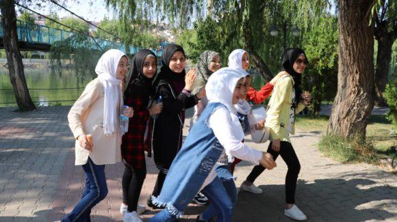 Giving Refugees Hope: Our Refugee Empowerment Program