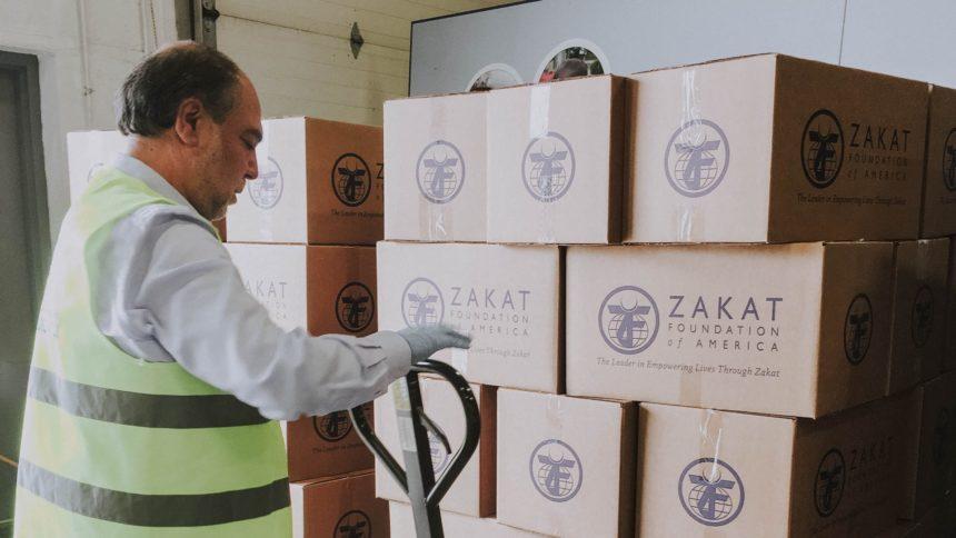 التحول السريع لمؤسسة الزكاة لحماية الضعفاء في مواجهة فيروس كورونا