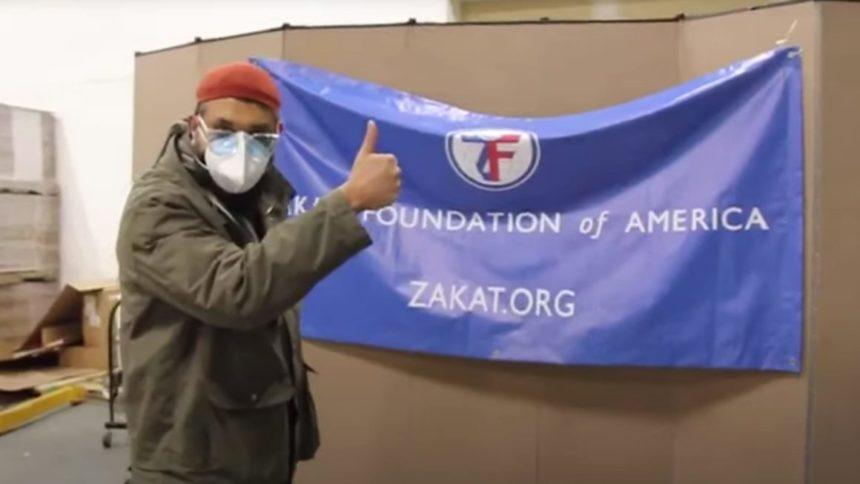 مؤسسة الزكاة الأمريكية تتعاون مع الممثل الكوميدي أزهر عثمان