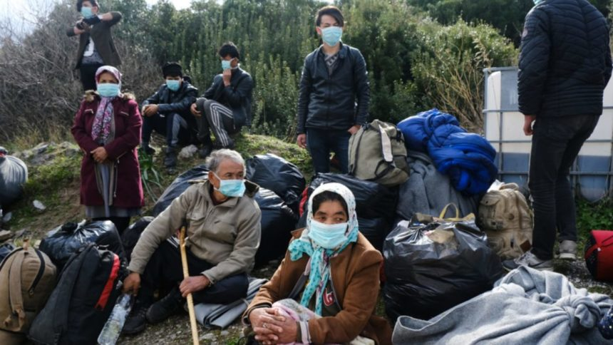 مؤسسة الزكاة تعجل المساعدة لمواجهة فيروس كورونا في مناطق اللاجئين المكتظة