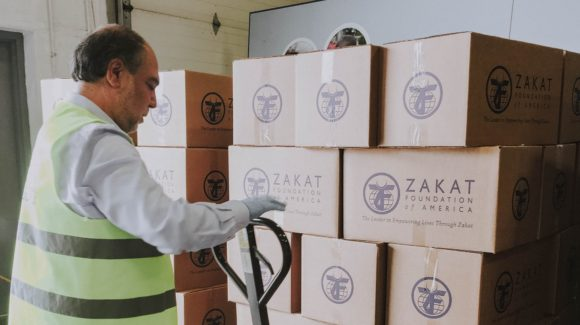 Zakat Foundation's Swift Shift to Shield the Vulnerable from COVID-19