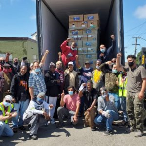 East Oakland hungry, homeless get 17 tons of free, fresh food from Zakat Foundation of America