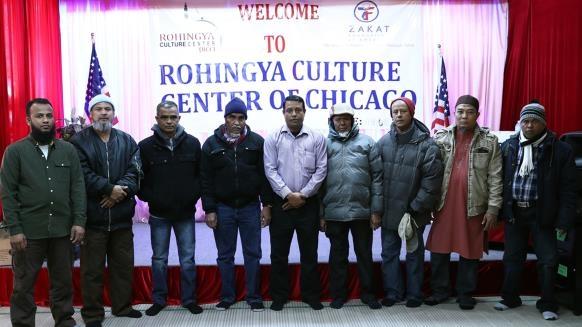 الروهينغا بشيكاغو.. من الاضطهاد إلى مصاعب الحياة