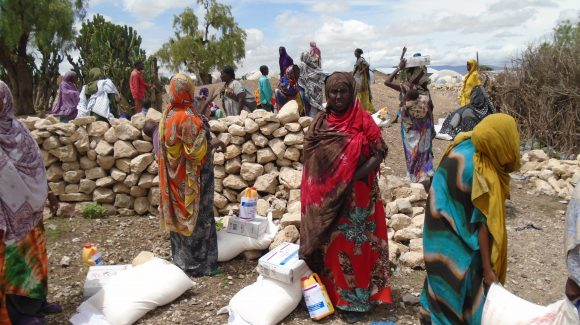 The Unfolding Hunger Crisis in East Africa