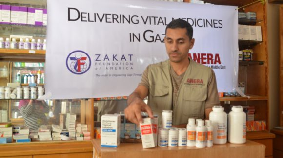 ZF Delivers Medical Supplies to Gaza