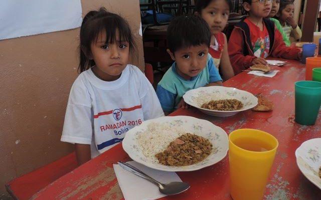 مساعدات الزكاة في أمريكا اللاتينية