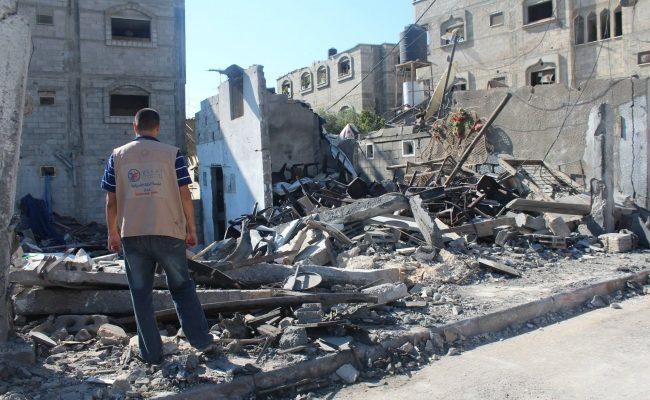 اعانة غزة