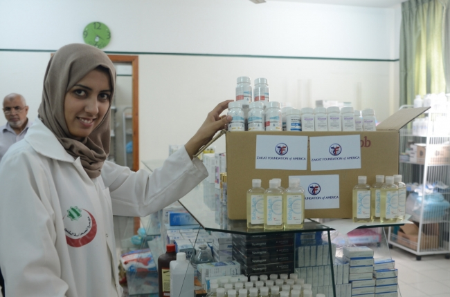 ZF Helps Deliver $2.7 Million in Medical Aid to Gaza