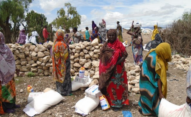 Help Fight Food Insecurity in the Horn of Africa