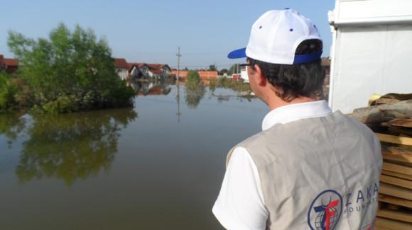 2014 SEND A LIFELINE TO FLOOD SURVIVORS IN BOSNIA