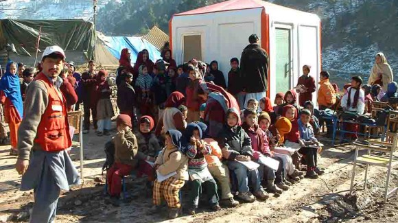 BRING RELIEF TO SURVIVORS OF AFGHAN-PAK EARTHQUAKE