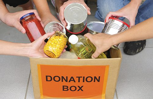 Starting a Food Pantry: What's For Dinner?