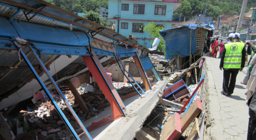 ZF Rushes to Help as Tragedy Unfolds in Nepal