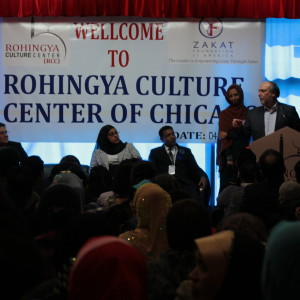 ZF SERVES THE ROHINGYA COMMUNITY AT HOME AND ABROAD