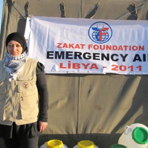Zakat Foundation of America's Relief Work in Libya