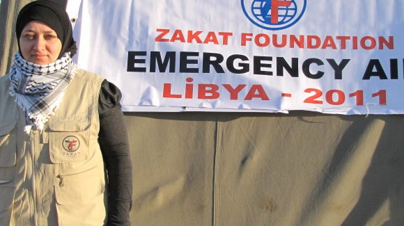 Mitigating a Manmade Disaster: Zakat Foundation of America's Relief Work in Libya