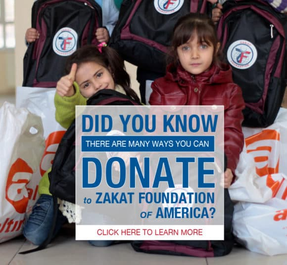 Zakat Foundation of America - Zakat Foundation of America
